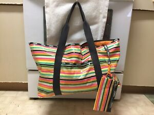 Lesportsac Beach Tote Bag