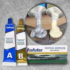 Industrial Heat Resistance Cold Weld Metal Repair Paste Adhesive A&B Gel use