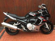 suzuki gsx650f black hpi clear 2008