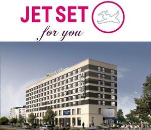 Städtereise Kurzurlaub 3T für 2P Welcome Hotel Frankfurt Gutschein
