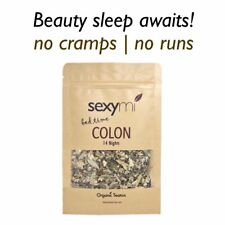 sexymi Tea COLON DETOX TEA WEIGHT LOSS FLAT TUMMY TEA IS SO YUMMY SLEEP GOOD
