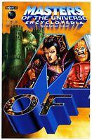 Masters of the Universe Season One Encyclopedia (2004) #1 NM- 9.2