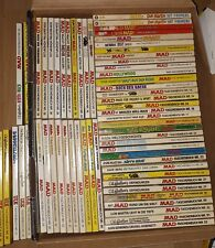 MAD Taschenbücher 56 Stck.+ ULK 5 Stck. Konvolut Sammlung Basis