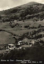 1961 CARTOLINA DI CARPASIO IMPERIA ALBERGO PRATI PIANI M.1100 C1-303