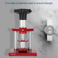 Uhrenpresse Uhrenschließer Gehäuseschließer Uhrendeckelpresse Einpresswerkzeug
