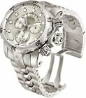Invicta Mens Reserve Venom Swiss Quartz Chronograph Bracelet Watch W/Strap