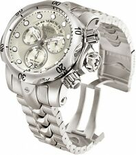 Invicta Mens Reserve Venom Swiss Quartz Chronograph Bracelet Watch W/Strap