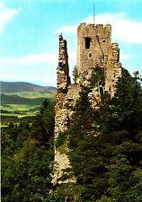Burgruine Weißenstein am Pfahl / Bayer. Wald , Ansichtskarte
