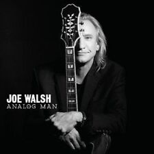 JOE WALSH - ANALOG MAN CD+++++10 TRACKS++++++++ NEU