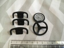 Playmobil spares steering wheel,etc  ( will combine postage)
