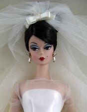 Beautiful Silkstone Maria Therese Bride Barbie NRFB