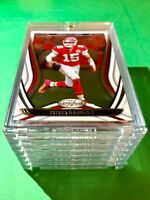 Patrick Mahomes PANINI CERTIFIED 2020 CHIEFS FOOTBALL HOT INVESTMENT CARD Mint!