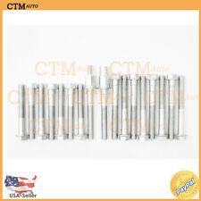 Cylinder Head Bolts For 96-09 Chevrolet Pontiac Oldsmobile Buick 3.1L 3.4L V6