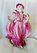 """ROSALIE""  RARE  COALPORT MILLENNIUM  MASTERPIECE  FIGURINE  IN  MINT CONDITION"