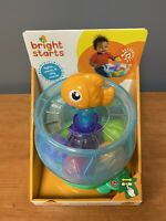 Bright Starts Funny Fishbowl Ball Popper Musical Activity Toy