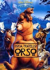 Koda, Fratello Orso (2004) DVD Ologramma Rettangolare