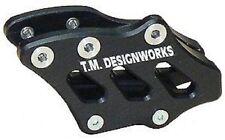 T.M. Designworks BLACK Factory 2 Chain Guide for Kawasaki 2009-20 KX250F KX450F
