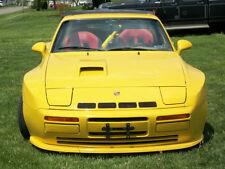 Porsche 944 Turbo  S2  Fiberglass Front Spoiler, Splitter
