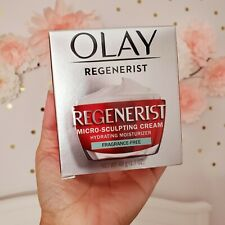 Brand new Olay Regenerist Micro-Sculpting Cream - 1.7oz fragrance free