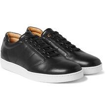 Want Les Essentiels De La Vie Lennon Leather Sneakers Sz 41/ US 8 Brand New