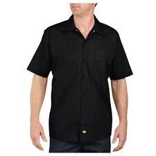 Dickies Men's Industrial Short Sleeve Work Shirt