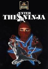 Enter The Ninja DVD 1981 Franco Nero Sho Kosugi (MOD)
