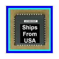UCN5818AF IC 32 Bit Serial Latched Display Driver CMOS w/ DMOS Out PLCC44 5818AF