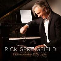 Rick Springfield - Orchestrating My Life (NEW CD)