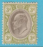 TRANSVAAL 272 MINT HINGED OG * NO FAULTS EXTRA FINE !