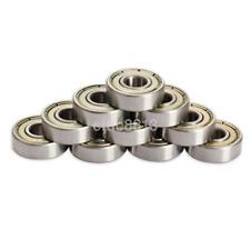 10pcs Small Skate Ball Roller Bearings for 3D Printer 608ZZ ABEC-7 UK