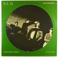 "12"" Maxi - R.E.M. - Nightswimming - A4700 - CUT - Vinyl mit starkem Höhenschlag"
