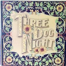 THREE DOG NIGHT  SEVEN SEPARATE FOOLS. (WITH CARDS} DSD 50118 USA ISSUE