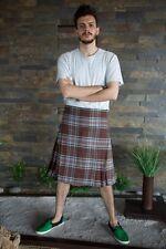 Anderson Tartan Kilt by Scottish Kilt | Made To Measure