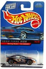 1999 Hot Wheels Final Run #8 1993 Chevy Camaro