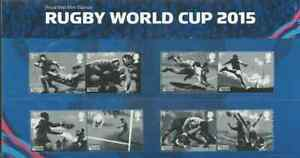 Rugby World Cup 2015 Presentation Pack