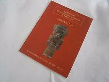 CATALOGUE VENTE Ribeyre Drouot  Art primitifs Afrique Océanie Amérique ect