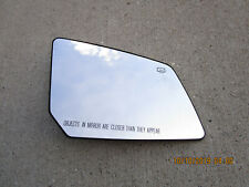 07 - 10 SATURN OUTLOOK PASSENGER RIGHT SIDE HEATED EXTERIOR DOOR MIRROR GLASS