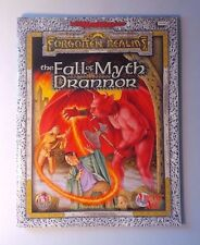 the Fall of Myth Drannor AD&D Forgotten Realms Campaign Expansion 9558 NM/MT