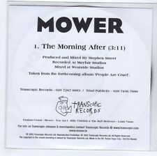 (GQ679) Mower, The Morning After - 2003 DJ CD