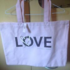 Victoria Secret PINK Large Love Weekend Tote BAG/HOLIDAY/BIRTHDAY/Christmas Gift