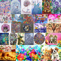5D DIY Special Shaped Diamond Painting Peacock Cross Stitch Embroidery Kit Art