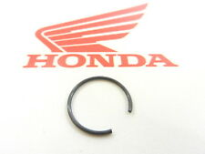 HONDA CB 72 Anello CLIP PISTON PIN 15mm GENUINE NEW
