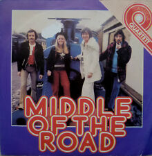 """7"""" Amiga pe! Middle of the road: soley, etc./Mint - \"""