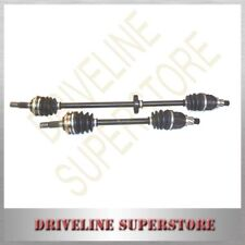 A SET OF TWO CV JOINT DRIVE SHAFTS FOR DAIHATSU CHARADE G200 1.3L MANUAL 1992-98