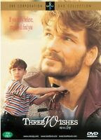 Three Wishes (1995) DVD - Patrick Swayze (New & Sealed)