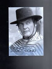 James Bond 50th. Anniversary Series BJB11 card