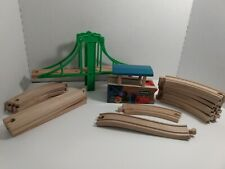 Thomas The Train Wooden Track Lot