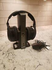Sennheiser RS 175 Headband Wireless Headphones - Black