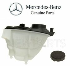 For Mercedes W164 ML-Class X164 GL-Class Engine Coolant Expansion Tank & Cap OES