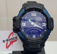 Casio G Shock Orologio COMP GA-1000 WORLD TIME SHOCK RESIST Twin Sensor (C3
